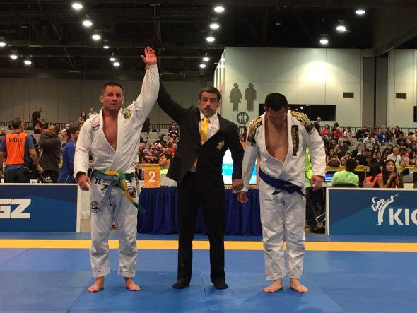 Brazilian Jiu-Jitsu Masters World Champion 2018