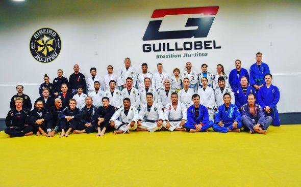 Brazilian Jiu-Jitsu Seminar in San Clemente
