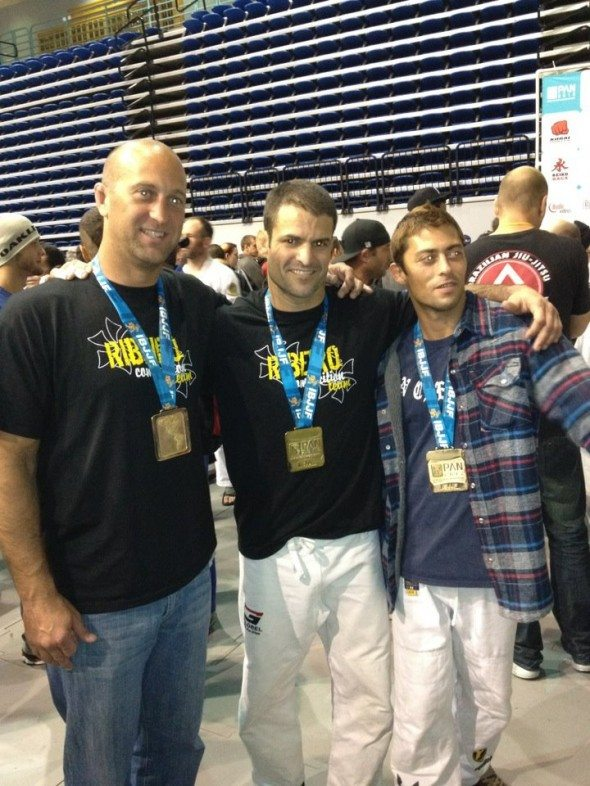 Guillobel BJJ Academy Gets 5 Gold at Pan American 2012