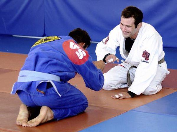 brazilian jiu-jitsu students in san clemente, CA.