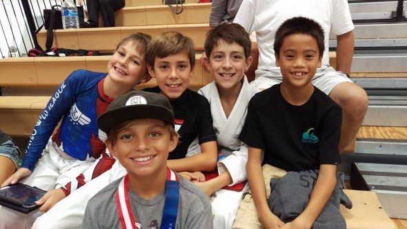 Kids JJ league 1