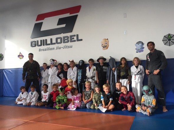 san clemente martial arts halloween