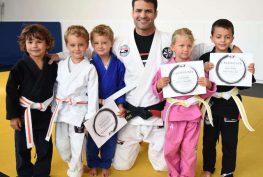 Brazilian Jiu-Jitsu is The Best Martial Arts for Your 4-Year-Old