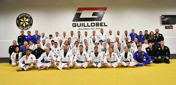 Adult BJJ promotion day June 2018