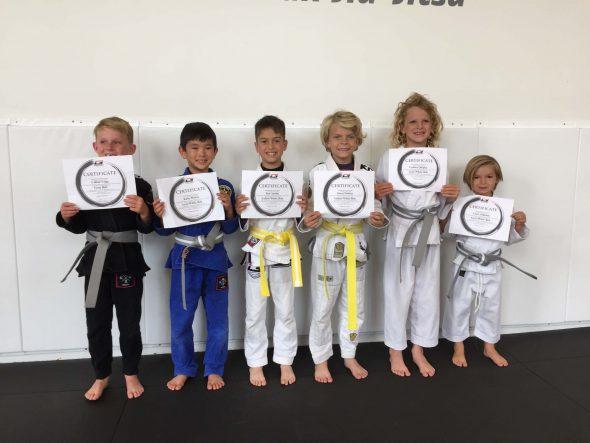 brazilian jiu-jitsu belt certificate