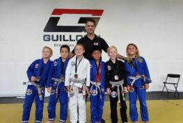 Kids Brazilian Jiu-Jitsu In-House San Clemente 2019