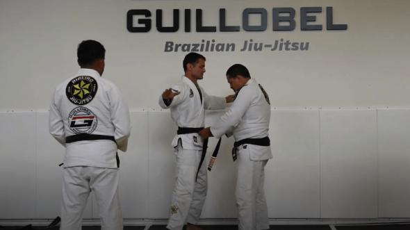 highest ranked jiu-jitsu black belt in san clemente